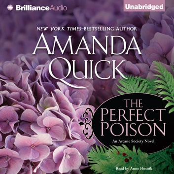 Perfect Poison, The audiobook by Amanda Quick