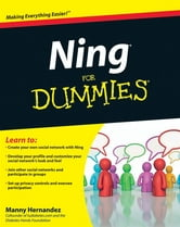 Ning For Dummies ebook by Manny Hernandez