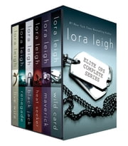 Elite Ops Complete Series - Wild Card, Maverick, Heat Seeker, Black Jack, Renegade, Live Wire ebook by Lora Leigh