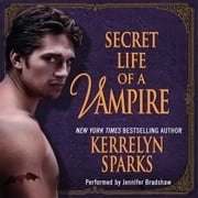 Secret Life of a Vampire audiobook by Kerrelyn Sparks
