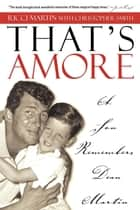 That's Amore ebook by Christopher Smith,Ricci Martin