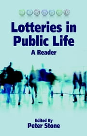 Lotteries in Public Life - A Reader ebook by Vilhelm Aubert