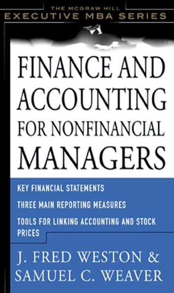 Finance and accounting for nonfinancial managers ebook by j fred finance and accounting for nonfinancial managers ebook by j fred westonsamuel c fandeluxe Images