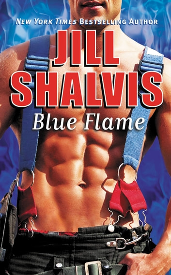 Blue Flame ebook by Jill Shalvis