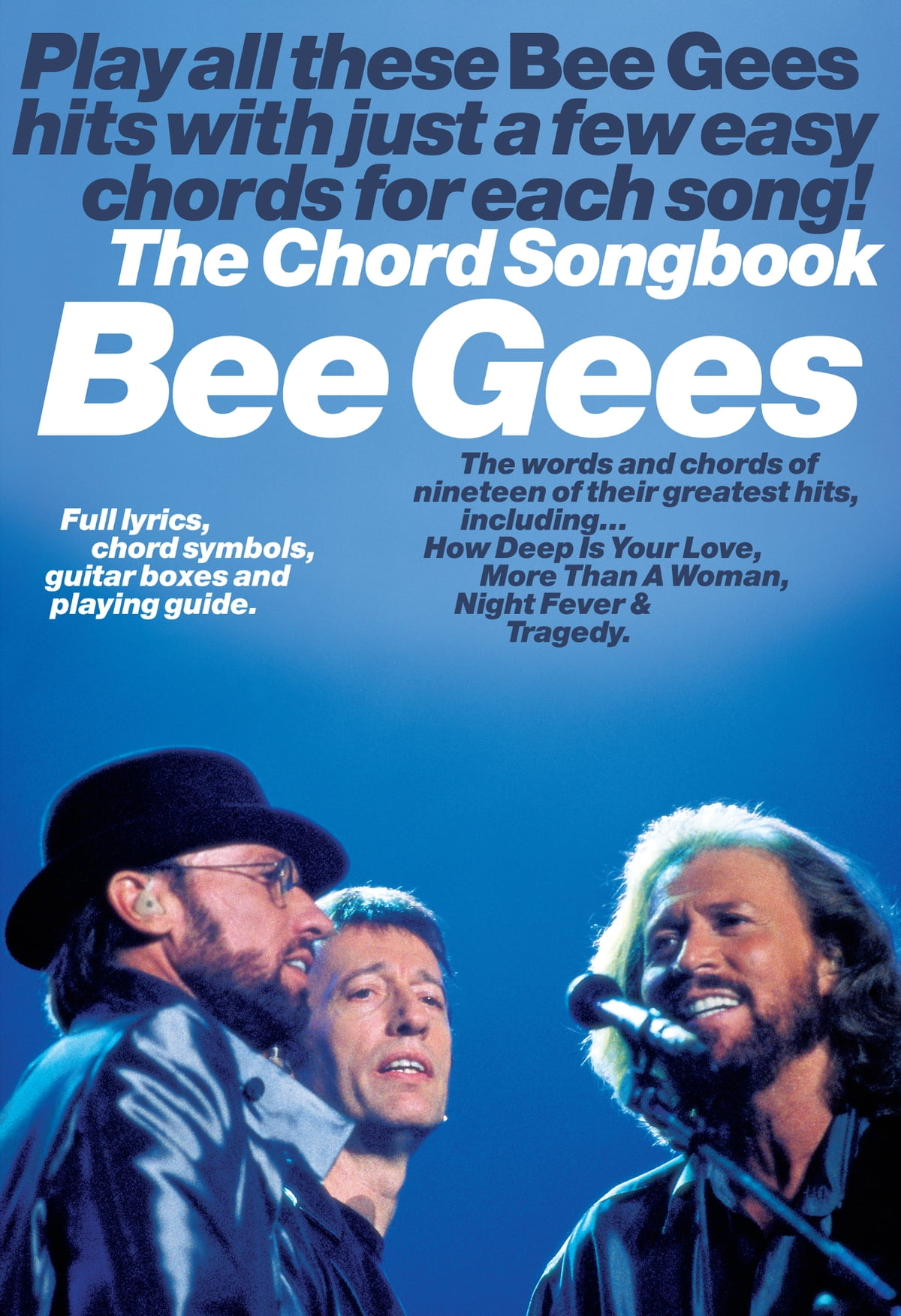 Bee Gees Chord Songbook Ebook By Wise Publications 9781783233212