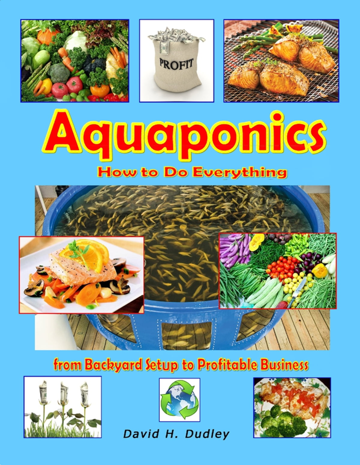 aquaponics how to do everything from backyard setup to profitable