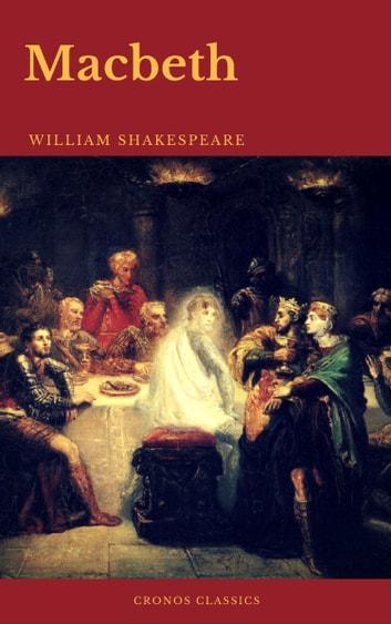 Macbeth (Cronos Classics) ebook by William Shakespeare,Cronos Classics