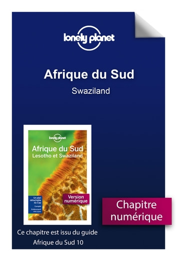 Afrique du Sud - Swaziland eBook by LONELY PLANET FR