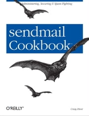 sendmail Cookbook ebook by Craig Hunt