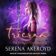 Trierna audiobook by Serena Akeroyd