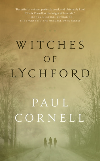 Witches of Lychford 電子書 by Paul Cornell