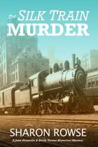 The Silk Train Murder ebook by Sharon Rowse