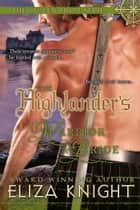 The Highlander's Warrior Bride eBook by Eliza Knight