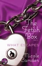 The Fetish Box, Part Two - What Escapes ebook by Nicole Camden