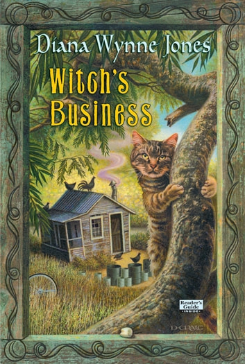 Witchs Business Ebook By Diana Wynne Jones 9780062244598