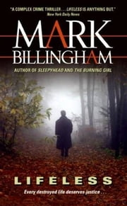 Lifeless ebook by Mark Billingham