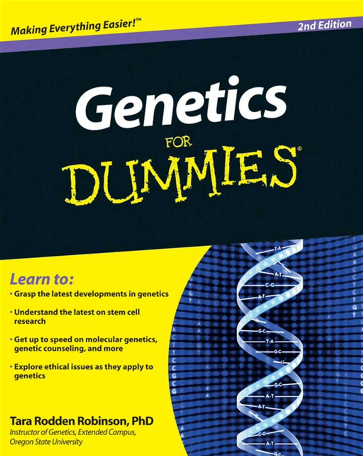 Genetics For Dummies eBook by Tara Rodden Robinson - 9780470634486 |  Rakuten Kobo