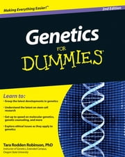Genetics For Dummies ebook by Tara Rodden Robinson