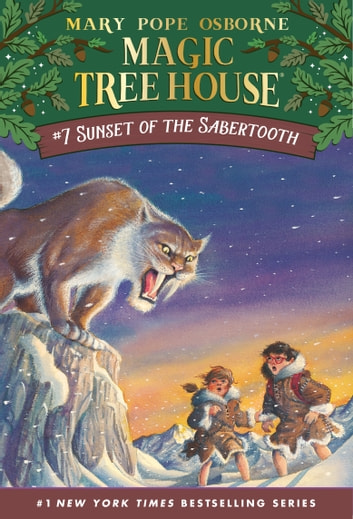 Sunset of the Sabertooth ebook by Mary Pope Osborne