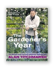 Alan Titchmarsh the Gardener's Year ebook by Alan Titchmarsh