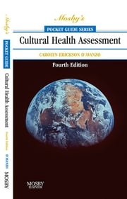 Mosby's Pocket Guide to Cultural Health Assessment ebook by Carolyn D'Avanzo