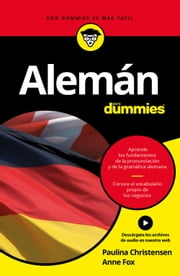Alemán para Dummies ebook by Paulina Christensen, Anne Fox, Parramón Ediciones,...