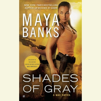 Shades of Gray - A KGI Novel オーディオブック by Maya Banks