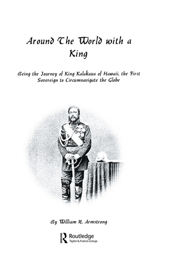 Around The World With A King ebook by Armstrong