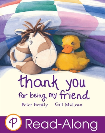 Thank You For Being My Friend ebook by Peter Bently