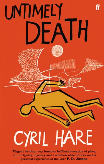Untimely Death ebook by Cyril Hare