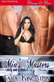 Mia's Masters ebook by Sara Kingston