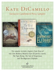 Kate DiCamillo: Exclusive Candlewick Press Sampler ebook by Kate DiCamillo