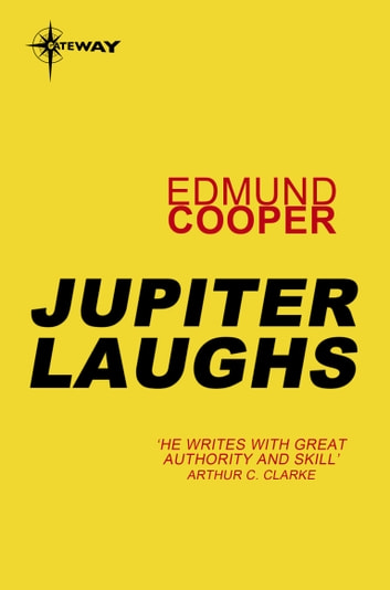 Jupiter Laughs ebook by Edmund Cooper
