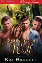 3 Shades of Wolf ebook by Kat Barrett