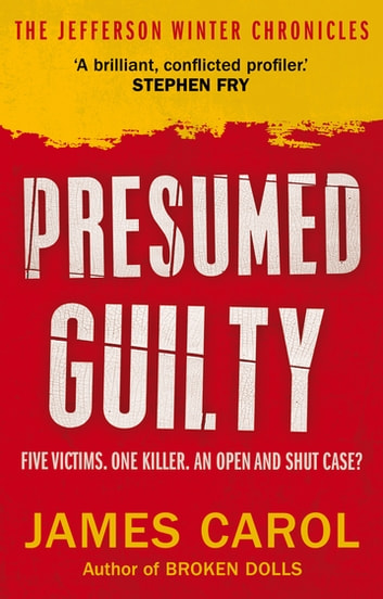 Superior Presumed Guilty Ebook By James Carol  Presumed Guilty Book