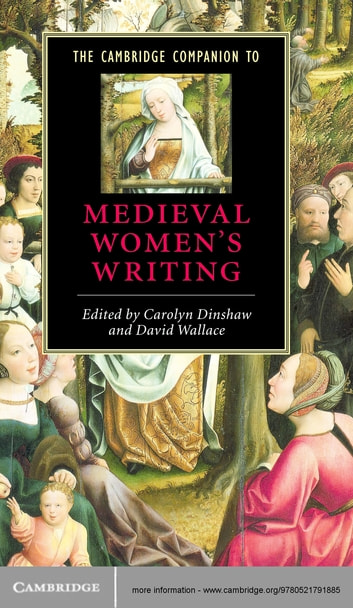 The Cambridge Companion To Medieval Womens Writing Ebook By