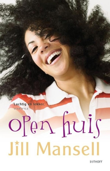 Open huis eBook by Jill Mansell