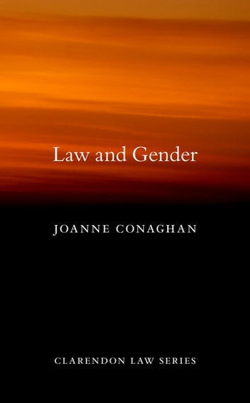 Law and Gender ebook by Joanne Conaghan