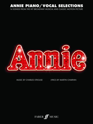 Annie - (Piano and Voice Selections) ebook by Charles Strouse,Martin Charnin