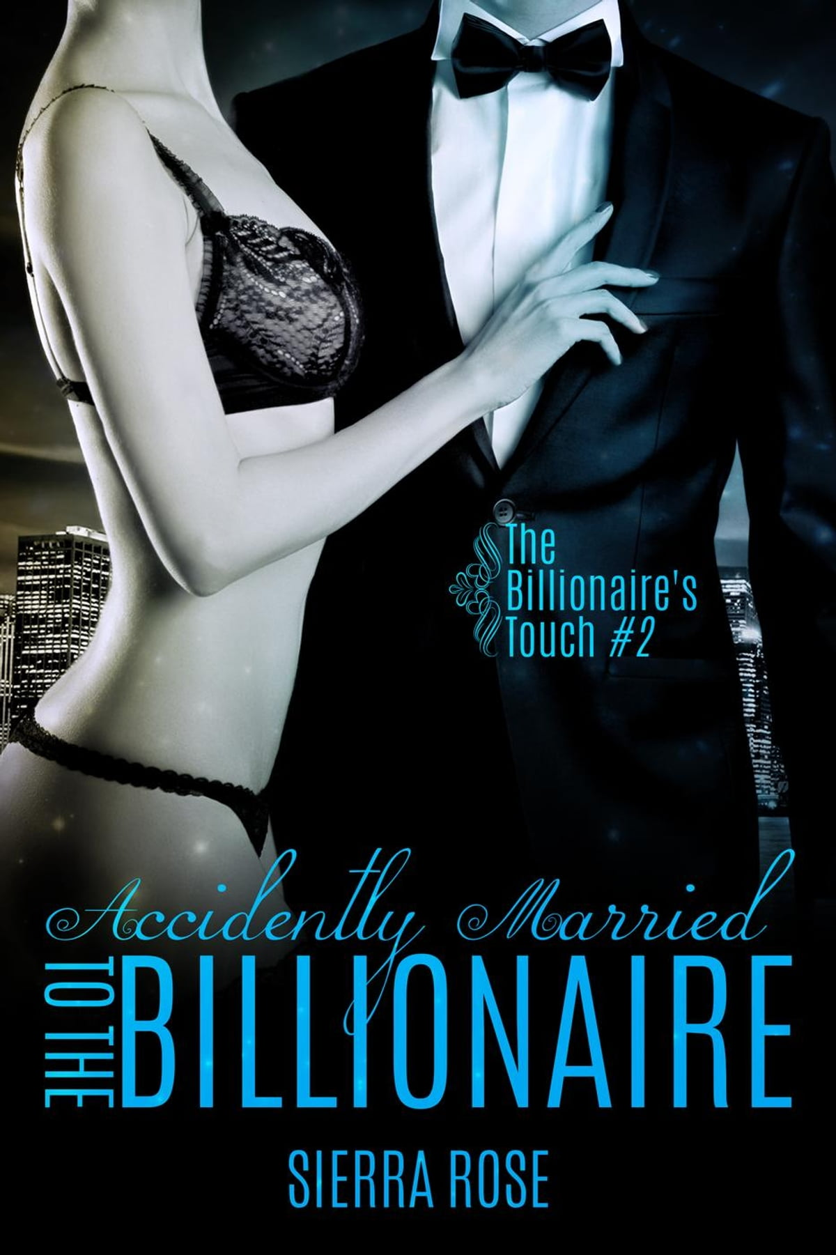 Accidentally Married To The Billionaire  The Billionaire's Touch, #2 Ebook  By Sierra Rose
