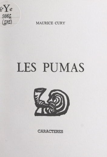 Les pumas ebook by Maurice Cury,Bruno Durocher