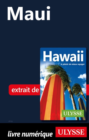 Maui ebook by Collectif