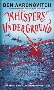 Whispers Under Ground ebook by Ben Aaronovitch