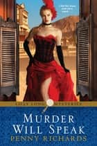 Murder Will Speak ebook by Penny Richards