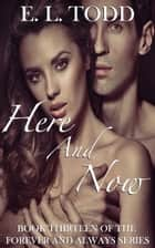 Here and Now (Forever and Always #13) ebook by E. L. Todd
