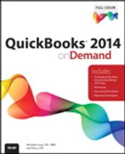 QuickBooks 2014 on Demand ebook by Gail Perry CPA,Michelle Long