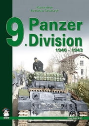 9. Panzer Division 1940-1943 ebook by Marek Kruk