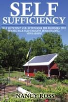 Self Sufficiency ebook by Nancy Ross