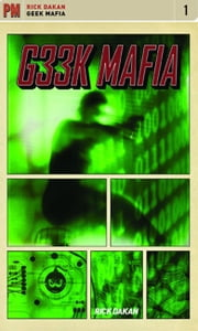 Geek Mafia ebook by Rick Dakan