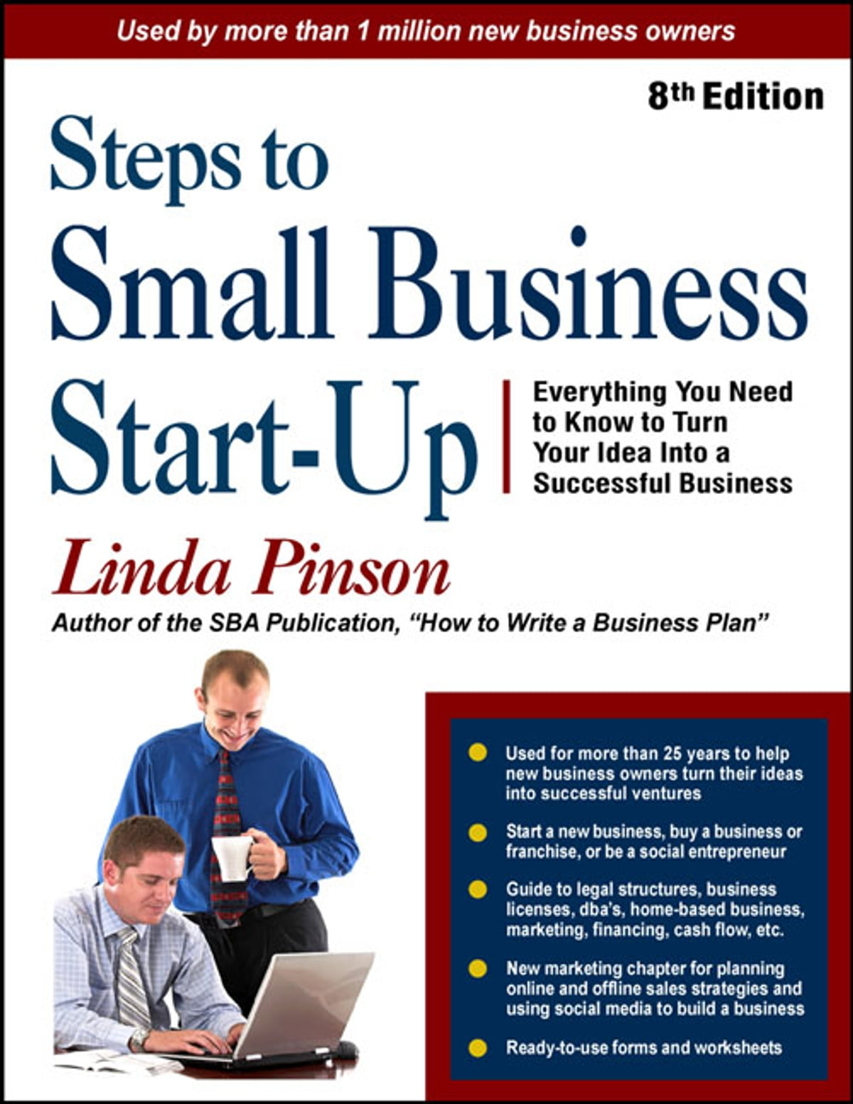 Steps to Small Business Start-Up eBook by Linda Pinson ...